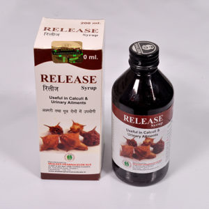 RELEASE SYRUP