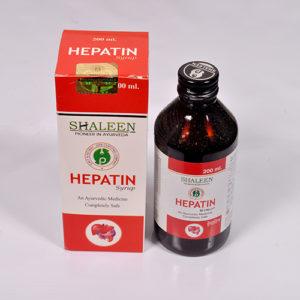 HEPATIN SYRUP